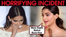 Sonam Kapoor's HORRIFYING Incident In London With TAXI Driver | Reveals DETAILS!