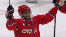 Alex Ovechkin's 25th NHL hat trick
