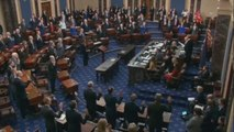 """El Senado de EE.UU. culmina los preparativos para el """"impeachment"""" a Trump"""