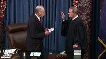 Impeachment: les 100 sénateurs américains prêtent serment à l'ouverture du procès