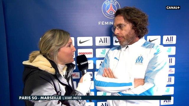 Les impressions de Christophe Parra, coach des marseillaises - D1 Arkema