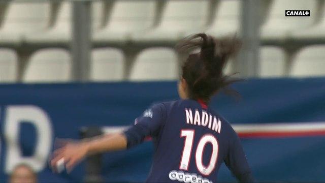 Nadia Nadim double la mise pour le pour le PSG - D1 Arkema