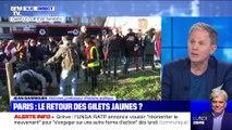 Paris: le retour des gilets jaunes ? - 18/01