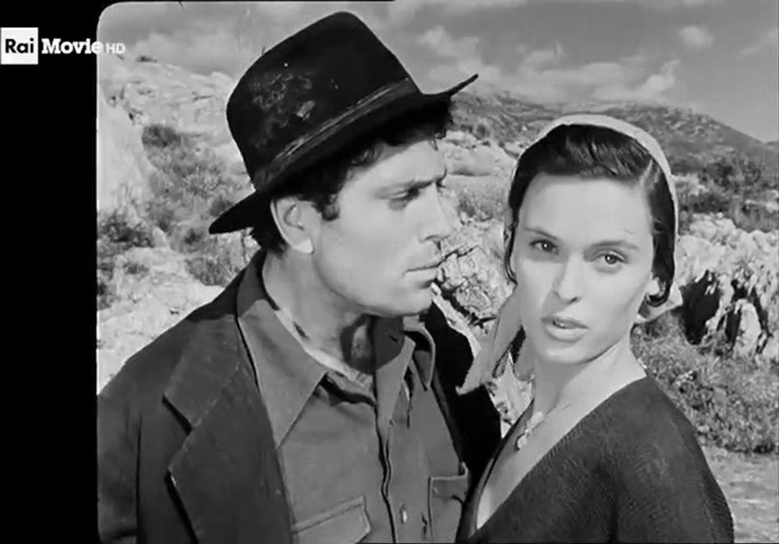 Non c'è pace tra gli ulivi - 1/2 (1950 film drammatico) Lucia Bosè Raf Vallone