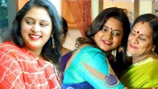 ಎಲ್ಲರನ್ನೂ ಒಂದೇ ಸೂರಿನಡಿ ಸೇರಿಸಿದ ಶೃತಿ ನಾಯ್ಡು | Shruti Naidu | Sankrantifestival | filmibeat kannada
