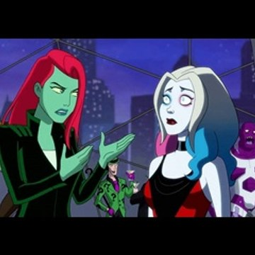 Harley Quinn Season 1 Episode 8 [L.O.D.R.S.V.P] Free TV Series