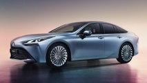 Auf dem Weg in die Wasserstoff-Mobilität - Der neue Toyota Mirai