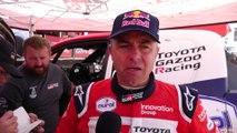 2020 Dakar Rally Stage 8 - Giniel de Villiers