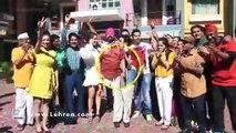 Varun Dhawan-Shraddha Kapoor Have Fun On The Sets Of Taarak Mehta Ka Ooltah Chashmah