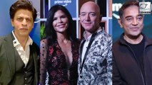 Amazon CEO Jeff Bezos Visits India, B'wood Celebs Welcome Him