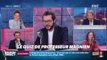 Qui a officialisé sa candidature pour la présidentielle de 2020 ? ... Relevez le quiz du Professeur Magnien ! - 17/01