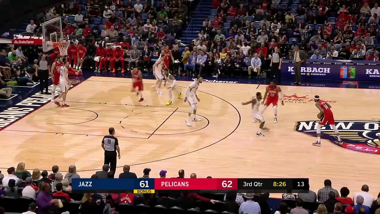 NBA'de Gecenin En Güzel 5 Oyunu | 16.01.2020