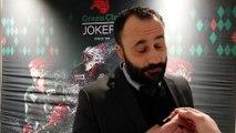 Hockey sur glace Interview de Jonathan Paredes, Coach des jokers de Cergy-Pontoise, le 11/01/2020  (Cergy-Pontoise VS Montpellier - D1)