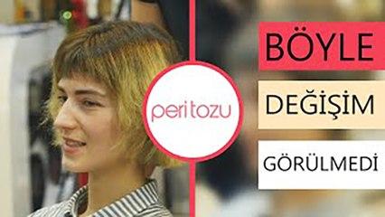 Saç Stilisti Erdinç Çelik ile 2019 Saçı | Peri Tozu
