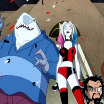 Harley Quinn Season 1 Episode 8 ((S1 E8)) L.O.D.R.S.V.P Full Series