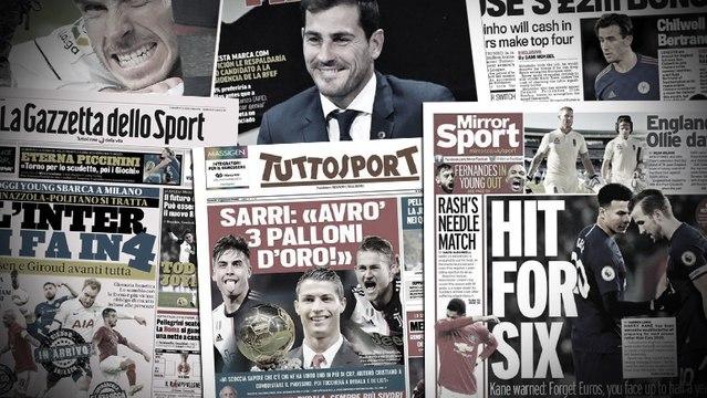 Le quadruple coup de l'Inter sur le mercato, le bonus juteux de José Mourinho à Tottenham