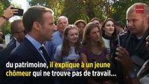 « Traverser la rue » : Brigitte Macron livre sa version de l'histoire