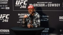CLEAN: McGregor is the full package - Cerrone
