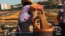 Chine : les secrets de fabrication de l'encens