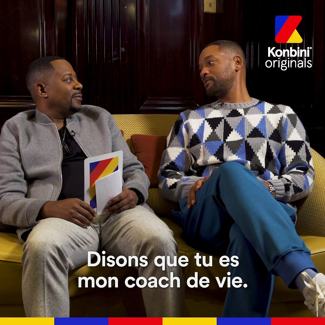 Will Smith Martin Lawrence I Interview B2b Video Dailymotion