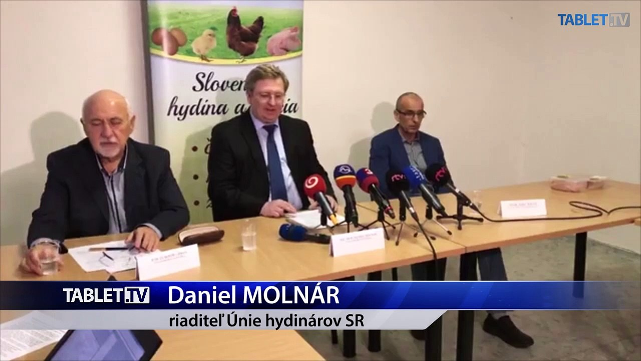 ZÁZNAM: TK Únie hydinárov Slovenska