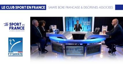 CLUB SPORT EN FRANCE - 100% SAVATE