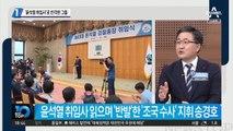 '윤석열 취임사'로 반격한 그들