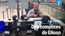 Affaire Ghosn : nouvelles images des complices présumés à l'aéroport Istanbul