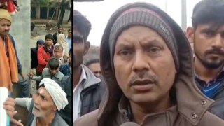 कानपुरः लगातार दो दिन से हो रही बारिश के कारण कच्चा मकान गिरा, 3 बच्चों की मौत