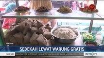 Polisi Bersedekah Lewat Warung Makan Gratis