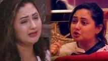 Bigg Boss 13 ; Rashami Desai शो में हुई बेबस, फूट फूट कर रोई |FilmiBeat