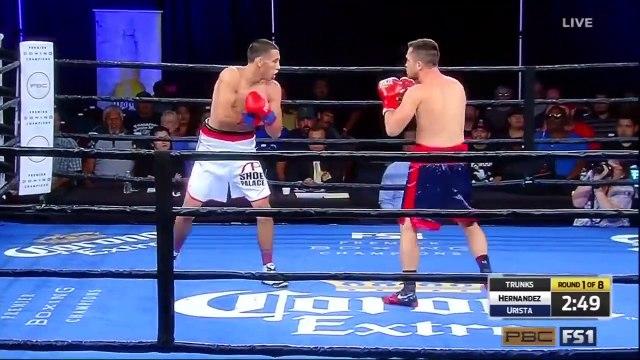 Mark Anthony Hernandez vs Antonio Urista (13-09-2016) Full Fight