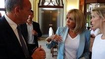 Brigitte Macron insultée par Jair Bolsonaro, elle répond aux critiques
