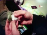 Heybeliada'da uyuşturucu operasyonu