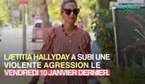 Laetitia Hallyday agressée en plein paris et traumatisée