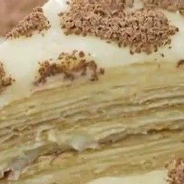 Торт «Наполеон». Учимся готовить