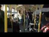 Thriller dance on the tube - Michael Jackson thriller