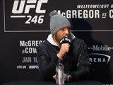 UFC 246 - McGregor souhaite un rematch contre Mayweather cette année
