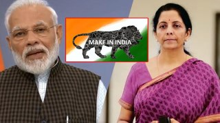Union Budget 2020 | Make in India | Imported items may get costlier
