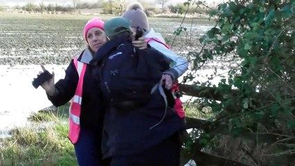 Warwickshire hunt in Oxhill