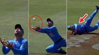பிக் பாஷ் தொடரில் ரஷீத் கான் பிடித்த அசத்தல் கேட்ச் | Rashid Khan's impressive Catch