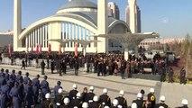 Şehit Uzman Çavuş Çağrı Toptaş için cenaze töreni düzenlendi (1)