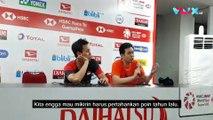 INDONESIA MASTERS 2020: The Daddies Lolos, Bertemu Minions?