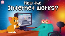 How The Internet Works? | What Is Internet? | Dr Binocs Show | Kids Learning Video | Peekaboo Kidz