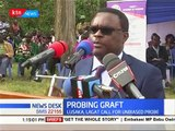 Lusaka, Lagat call for an unbiased probe, several governors facing graft charges