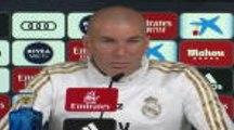 """20e j. - Zidane : """"Courtois a démontré qu'il était un grand gardien"""""""