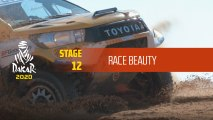 Dakar 2020 - Étape 12 / Stage 12 - Race Beauty