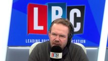 "James O'Brien says caller is ""close to profound"""