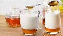 गर्म दूध में शहद मिलाकर पीने से होते हैं कमाल के फायदे | Boldsky