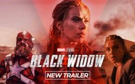 Black Widow : New Trailer - Marvel Scarlett Johansson vost